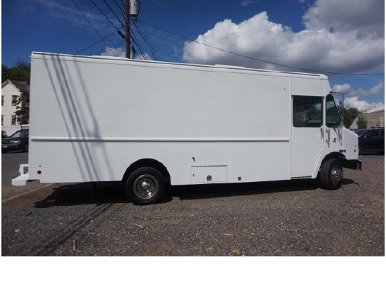 2014 Step Van 45K miles Includes 12KW Generator and 2 A/C units