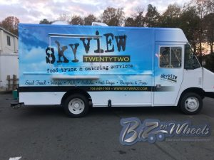 SKY View Food Truck