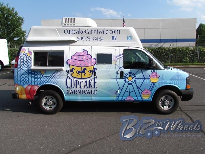 Cupcake Carnivale