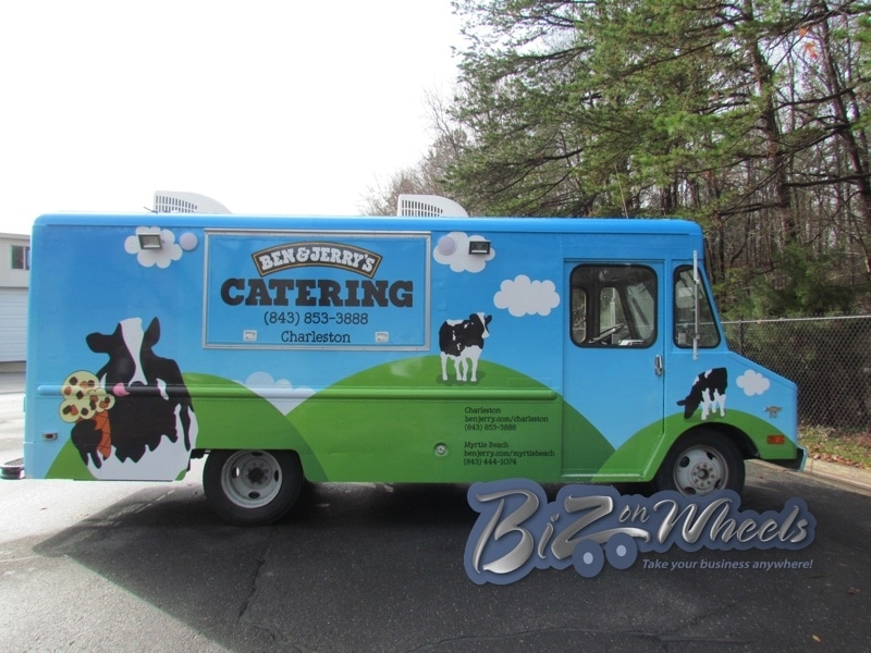 Ben and Jerry's Ice Cream Truck 2