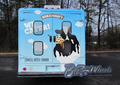 Ben And Jerry S Ice Cream Truck 2 Food Trucks Concession