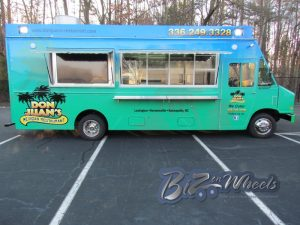 Don Juan's mobile catering