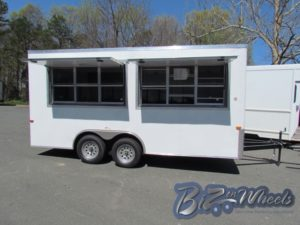 2018 Concession trailer  16FT
