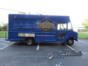 Blue Mountain Brewery Food Truck