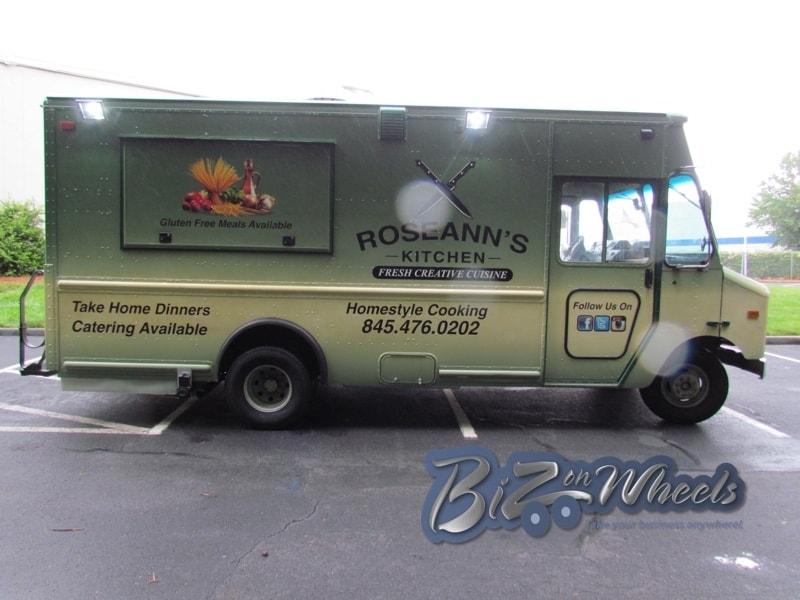 Roseann's Kitchen food truck 14ft