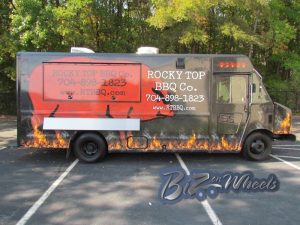 Rocky BBQ Truck 15ft