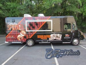 Spiedie 18ft Food truck