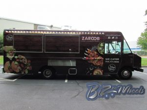 Zaroob Middle Eastern Food truck
