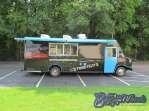 East Carolina University Food Truck Street Eats