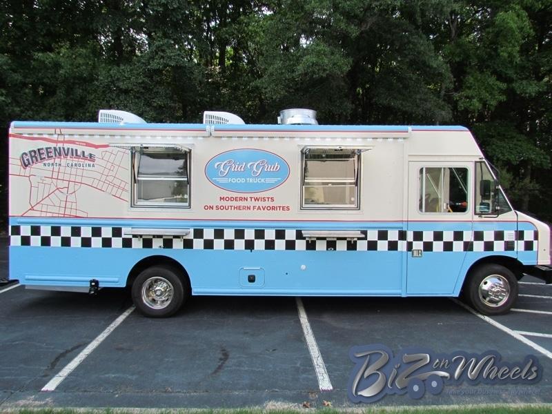 East Carolina UniversityGrid Grub Food Truck