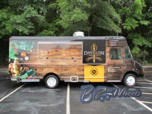 Davalon Food Truck 18FT