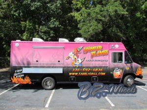 Hunger Flames Food Truck