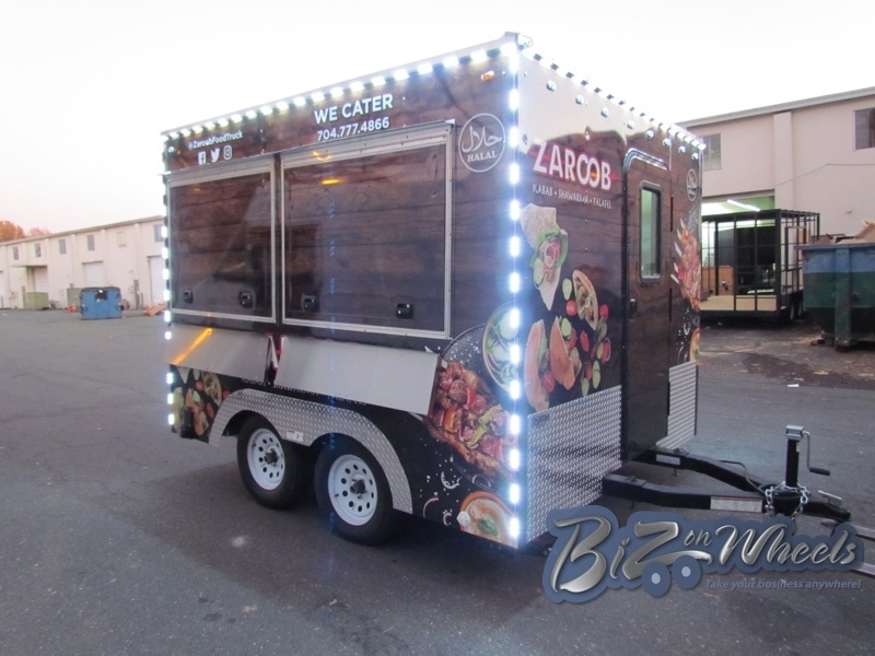 Middle Eastern Food 10ft Trailer