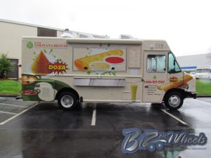Dosa Indian Food Truck
