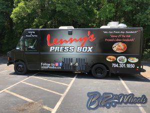 Cuban Sandwich Food Truck 20ft Cargo