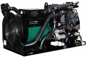 Quiet Undermount Diesel Generator 20KW (Good For up to 3 A/C Units)