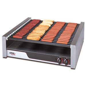 Hot dog roller (Countertop)