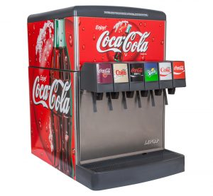 Soda Fountain Machine (Countertop)