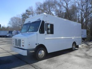 2010 Workhorse Step van 106k miles 16ft cargo