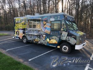Pocket Universe Food truck