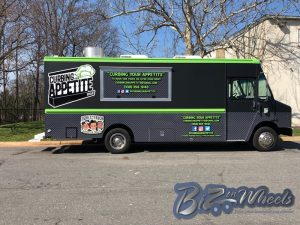 Curbing Appetite Food truck