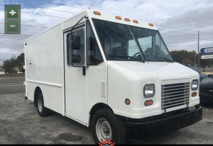2010 FORD ECONOLINE Step van 11ft cargo  low miles