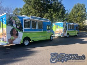 Trillium Food Bank Trucks
