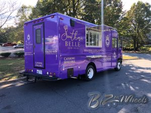 Southern Belle Food Truck 15ft