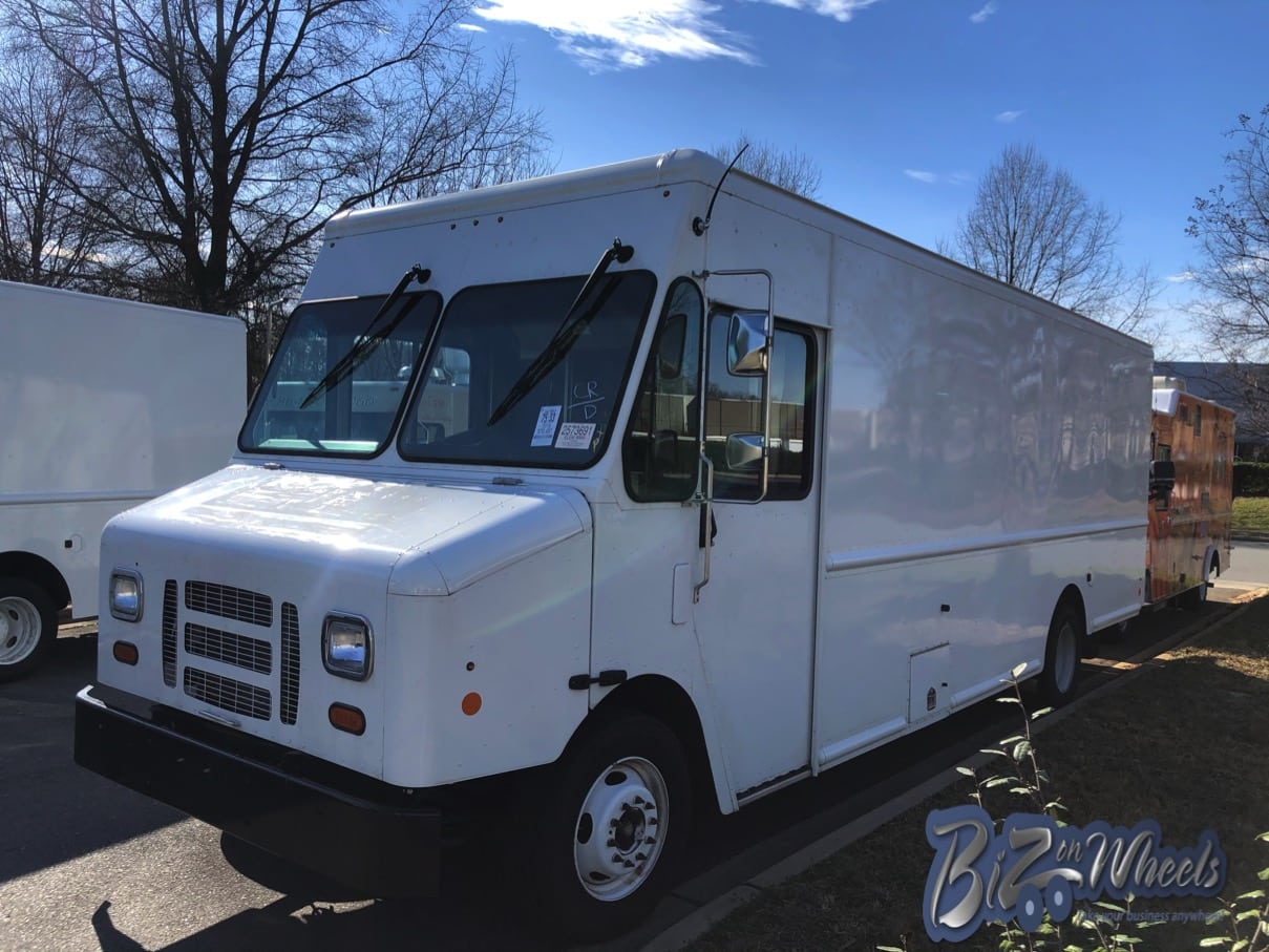 2016 Ford F59 Step Van 20FT Cargo