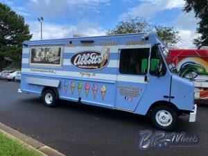 Custard Ice Cream Truck