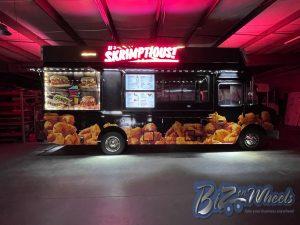 The Skrimp Shack Food Truck