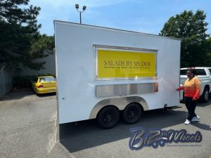 Salads By MS Deb 14ft Trailer