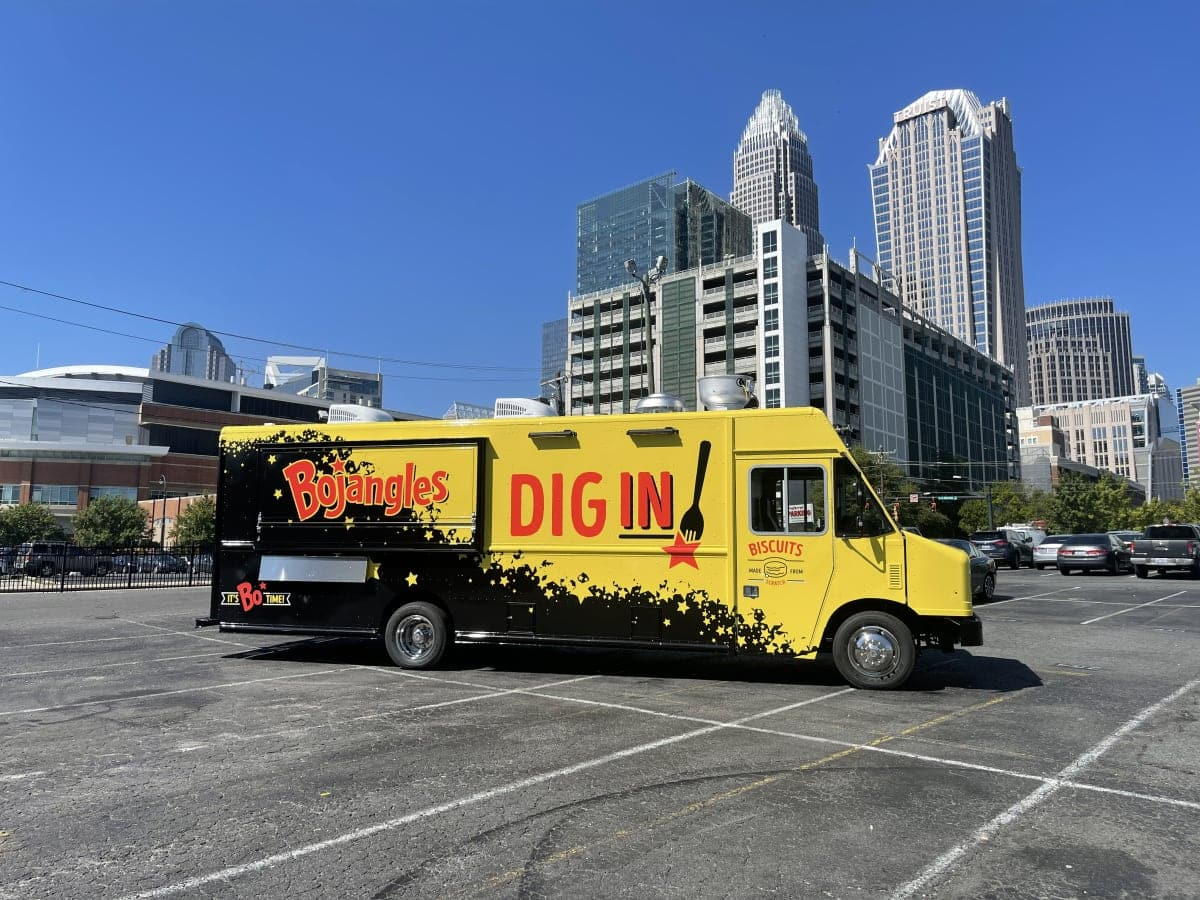 Bojangles Food Truck