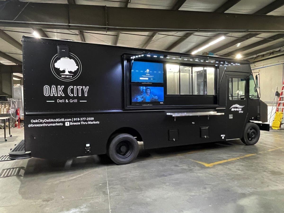 Oak City Deli & Grill Food Truck