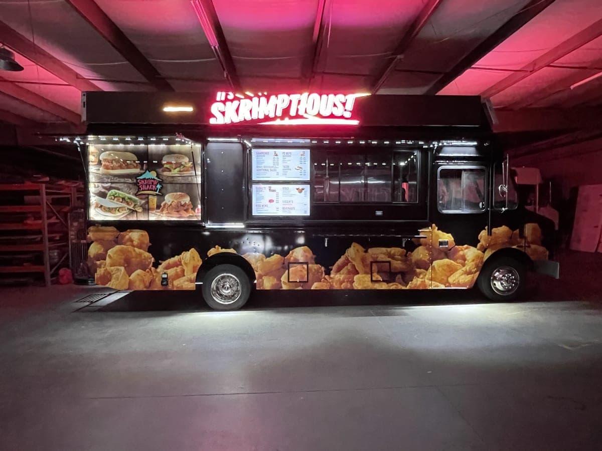 The Shrimp Shack Food Truck